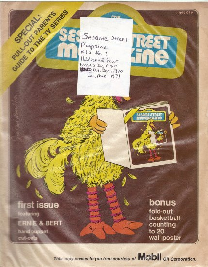 Vol 1 No. 1 1971 MOVIES NOW MOVIE MAGAZINE~72 Pages~