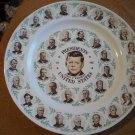 Vintage President Kennedy Collectors Plate