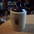Vintage Stoneware Jug  /\XA Fall-Brawl-1966