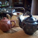 Lot of Three Vintage Tea Pots