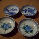 Set of Four Wall Hanging Dishes