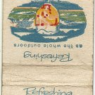 Storz Matchbook Cover