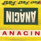 Anacin Pain Relief Matchbook Cover