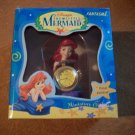 Disney's The Little Mermaid Miniature Clock