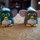 Two McDonald's Furby's