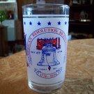 American Revolution Bicentennial Glass