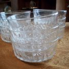Lot of Nine Glass Bowls