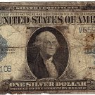 1923 Large Size One Dollar Silver Certificate