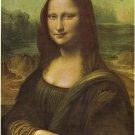 Mona Lisa Lithograph by Leonardo Da Vinci