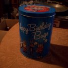 Bugs Bunny 50th Birthday Tin
