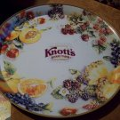Knott's Berry Farm Tin Platter