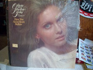 Olivia-Newton John Have You Never Been Mellow Record