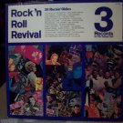 Rock 'N Roll Revival 36 Rockin' Oldies 3 Record Set
