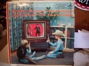 Wyatt Earp - Cheyenne And Other TV Favorites Record