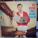 Pat Boone Sings Irving Berlin Record