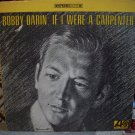 Bobby Darin:  If I Were A Carpenter Record