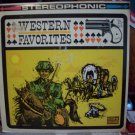 Western Favorites Record