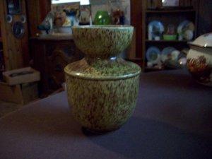 Beach Pottery Vase
