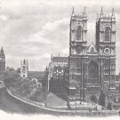 Ron Marsden Sketch of Westminster Abbey and Big Ben