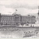 Ron Marsden Sketch of Buckingham Palace, London