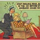Vintage 1940's Postcard