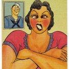 Vintage 1940's Postcard Tichnor Bros. Postcard