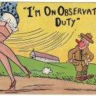Vintage 1940's E. C. Kropp Postcard