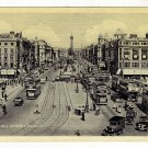 Vintage Real Photo Postcard  O'Connell Street, Dublin
