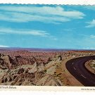 Vintage Postcard Badlands of South Dakota