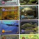 Lot of 10 South Dakota Game Fish and Parks Fish Cards