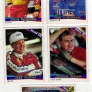 Lot of 5 Maxx 94 Nascar Cards