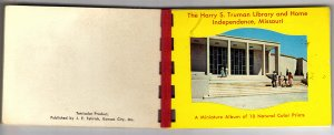 Harry S. Truman Library and Home Miniature Album