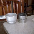 Lot of Two Vintage Food Mills