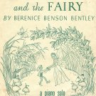 Vintage Sheet Music The Elf And The Fairy