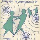 Vintage Sheet Music Tritsch Tratsch Polka