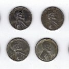 (8) 1943 Steel Wheat Cents (Lot 5)