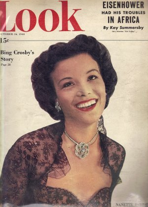 Look Magazine  October 26, 1948