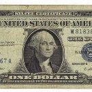 1957B $1 Silver Certificate