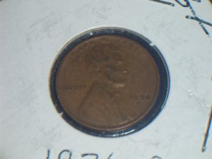 1936-S Wheat Penny cent