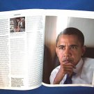 TIME MAGAZINE -  BARACK OBAMA  INTERVIEW - 2008