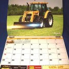 COLLECTIBLE CATERPILLAR TRACTOR EQUIPMENT CALENDAR-2006