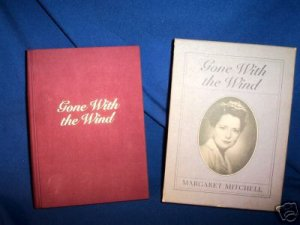 GONE WITH THE WIND 50th ANNIVERSARY EDITION  BOOK