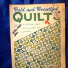 VINTAGE OLD FASHIONED QUILT PATTERN BOOK-16 PATTERNS!