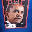 TIME MAGAZINE-BARACK OBAMA COMMEMORATIVE ISSUE