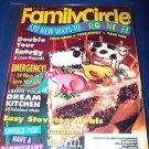 FAMILY CIRCLE MAGAZINE-MARCH 1994 - DREAM KITCHENS