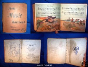 NEW MUSIC HORIZONS HISTORICAL SONGBOOK