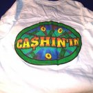 CASHIN IN CASINO SLOTS T-SHIRT-EXTRA LARGE/XLG-NEW