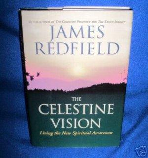 THE CELESTINE VISION, JAMES REDFIELD, HARDBACK, 1ST ED