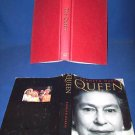 THE QUEEN-HARRIS-ELIZABETH II BIOGRAPHY BOOK-1ST USHC