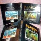 NASA, HARDCOVER BOOK, COLOR PICS!,  Robin Kerrod (1990)